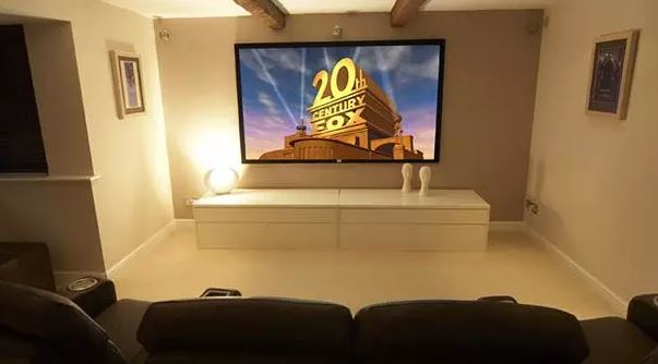 客厅家庭影院装修需要注意的十个地方