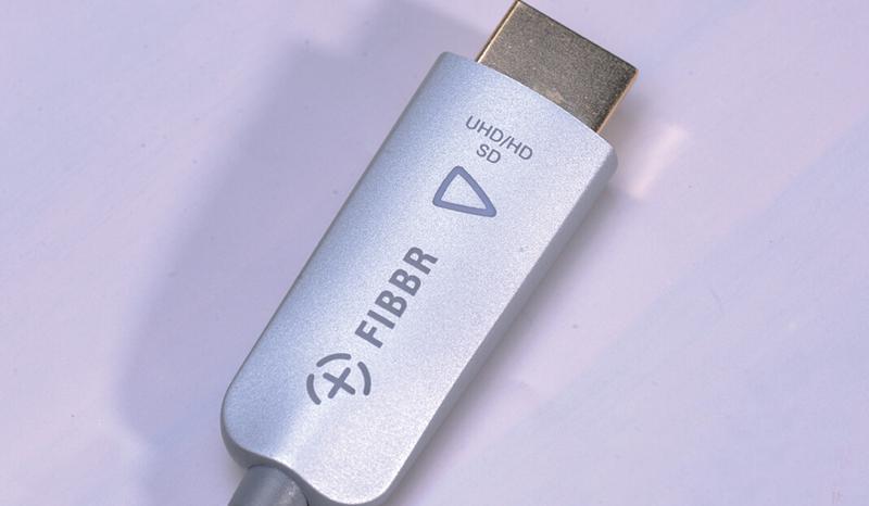 传送4K?轻而易举!—Fibbr Ultra 18M光纤HDMI线