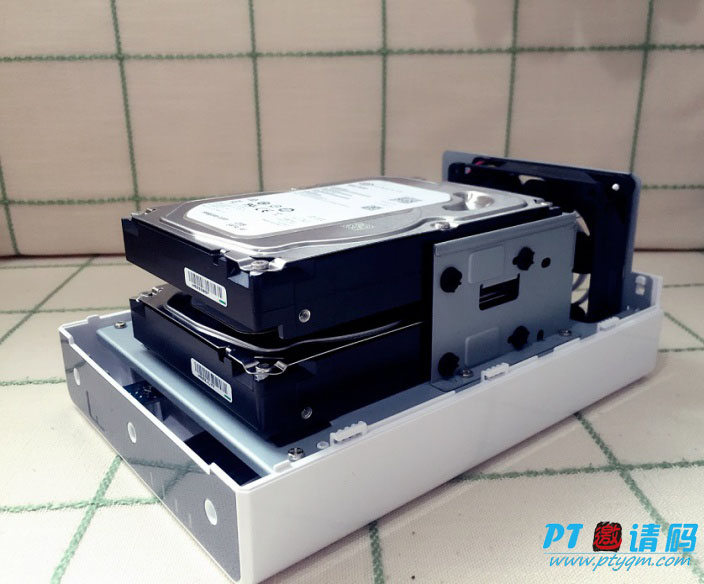 Synology DS216j开箱