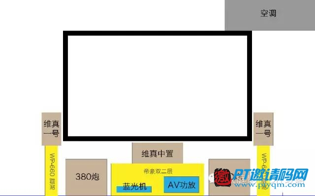 家庭影院DIY攻略 攻略篇 – 3.1 银幕攻略