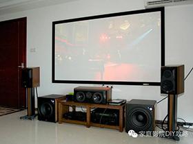 家庭影院DIY攻略 攻略篇 – 3.3 银幕尺寸