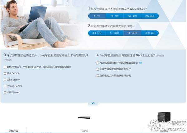 消费级(群晖)家用NAS 产品选购指南