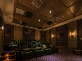 点播影院观影空间设计分享