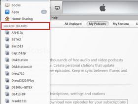 如何在 iTunes(Mac)上欣赏 群晖NAS音乐