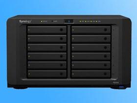 最大支持336TB!群晖新款网络存储器FS1018发布