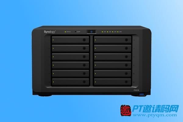 最大支持336TB!群晖新款网络存储器发布