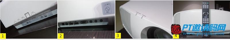 来自原生4K方案的入门之作 Sony(索尼) VPL-VW268