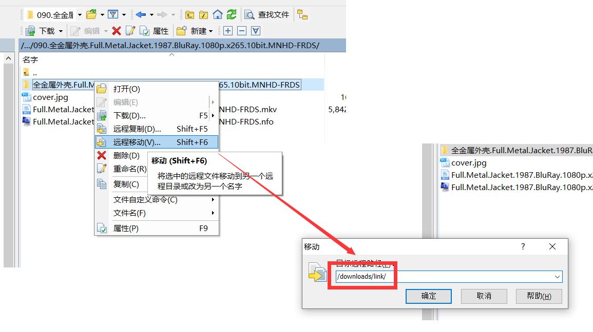 PT辅种之Torrent Hard Link Helper硬链接(包含文件名太长解决方式)