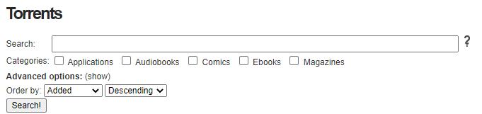 【Bib】全网最大电子书专门站