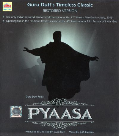 [1080p][诗人悲歌(1957) Pyaasa 1957][英文][36.55 GB][8.5]