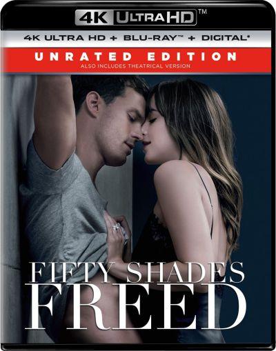 [4K][五十度飞/五十度灰3(2018) Fifty Shades Freed 2018][中英字幕][85.36 GB][4.4]