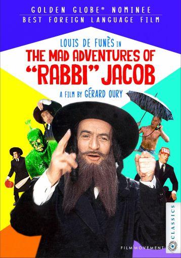 [4K][雅各布教士历险记/真假大法师(1973) The Mad Adventures of Rabbi Jacob 1973][简繁][49.46 GB][7.3]