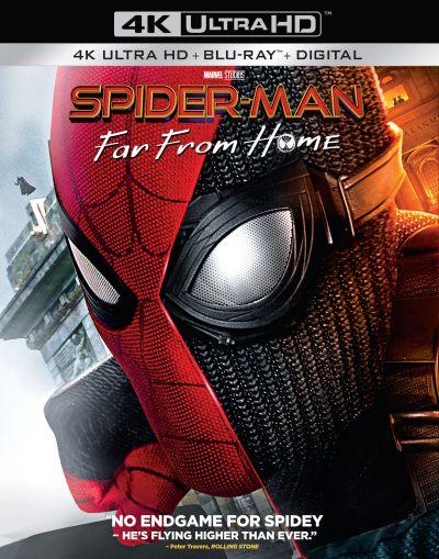 [4K][蜘蛛侠:英雄远征/蜘蛛侠:决战千里(港)/ 蜘蛛侠:离家日(台)(2019) Spider-Man: Far from Home 2019][中英字幕][71.98 GB][7.8]