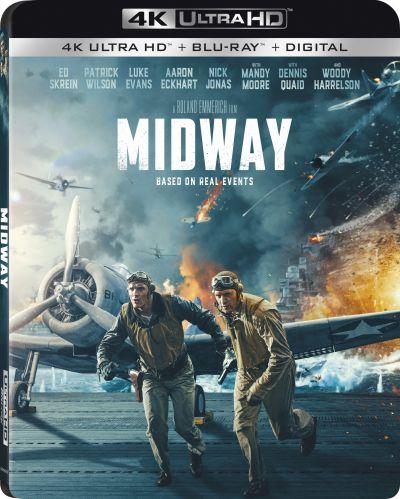 [4K][决战中途岛(2019) Midway 2019][中英字幕][83.50 GB][6.7]