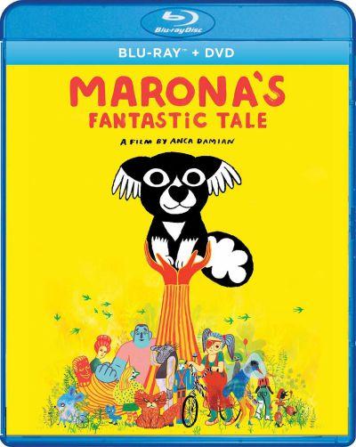 [1080p][马茹娜的非凡旅程(2019) Marona's Fantastic Tale 2019][简繁英][35.31 GB][7.6]